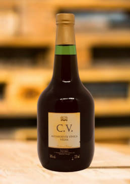 C.V. Aguardente Vinica Velha
