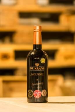 De Krans Cape Tawny WO Western Cape Limited Release