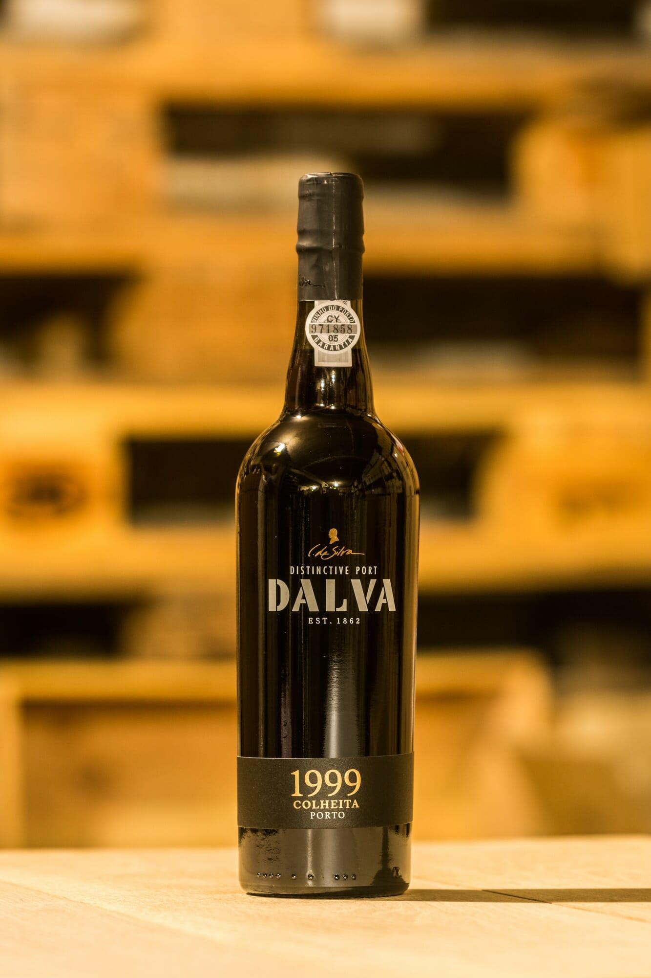 C. da Silva Dalva Colheita Port 1999