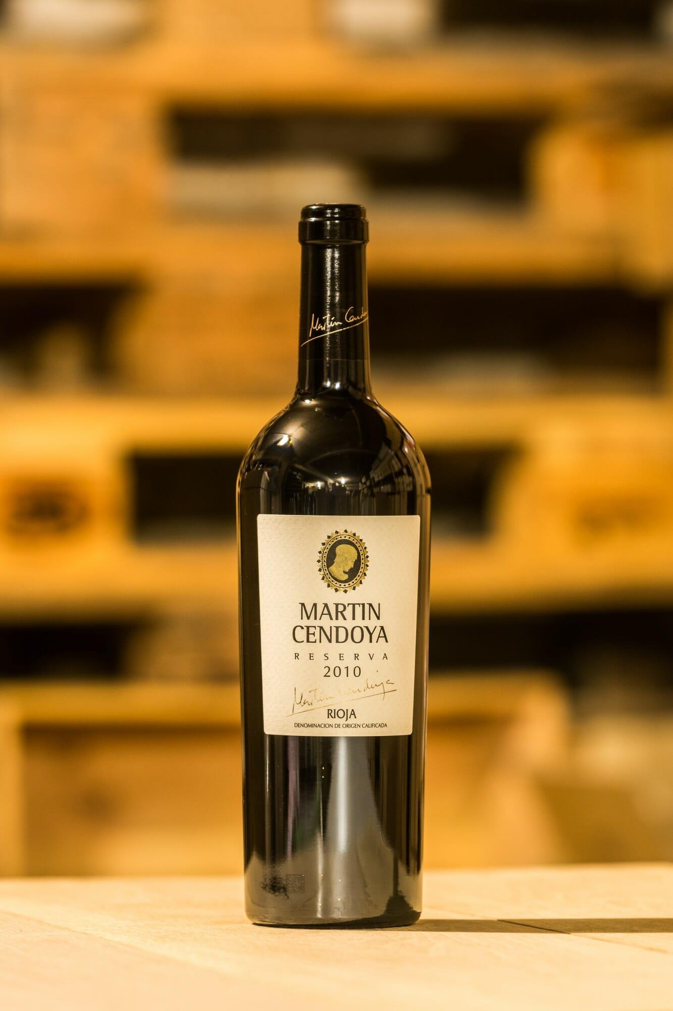 "Ugarte ""Martin Cendoya"" Rioja Reserva"