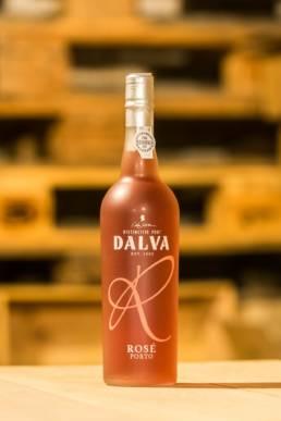 C. da Silva Dalva Rosé Port