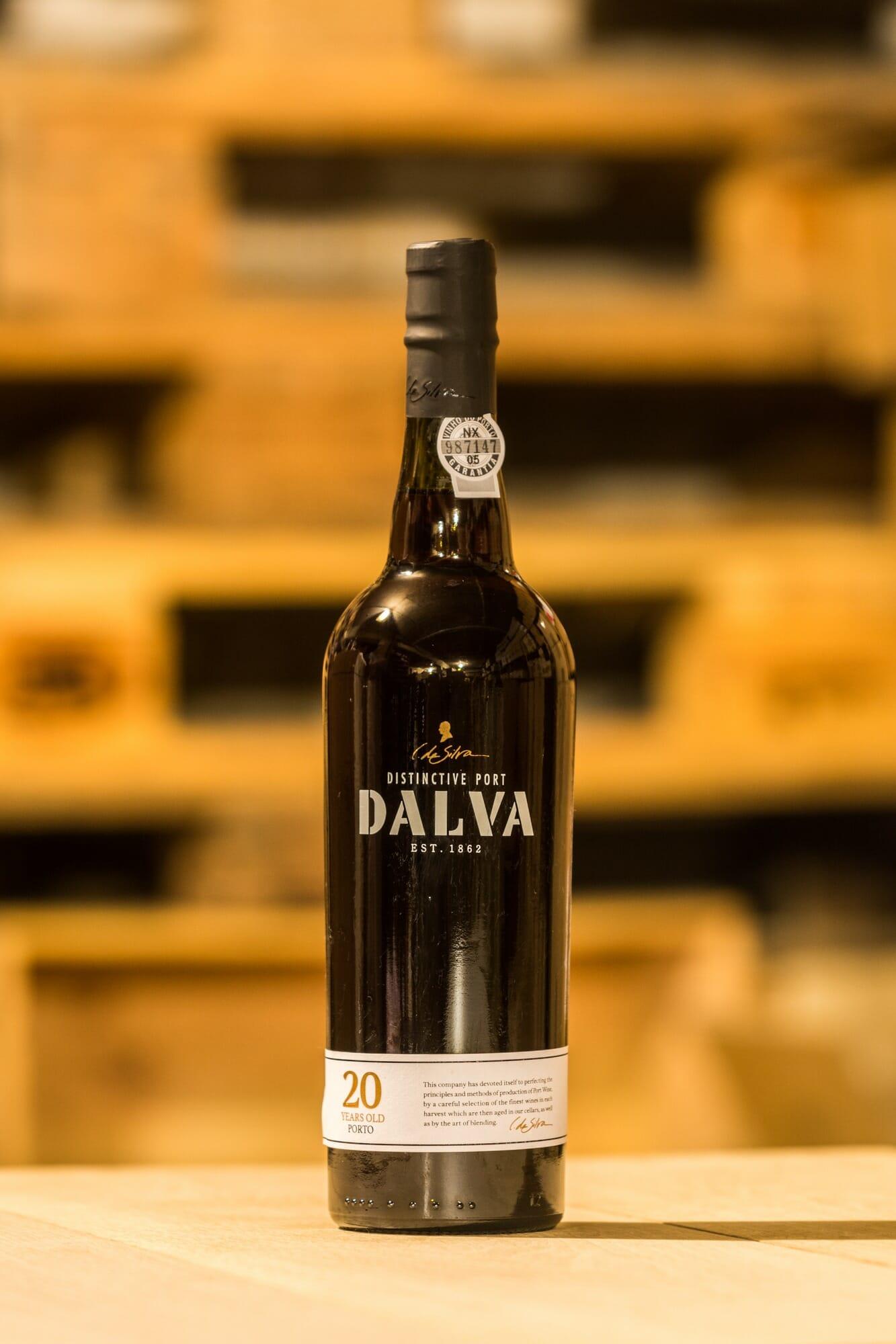 C. da Silva Dalva 20 Years Old Tawny Port