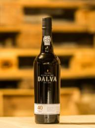 C. da Silva Dalva 40 Years Old Tawny Port