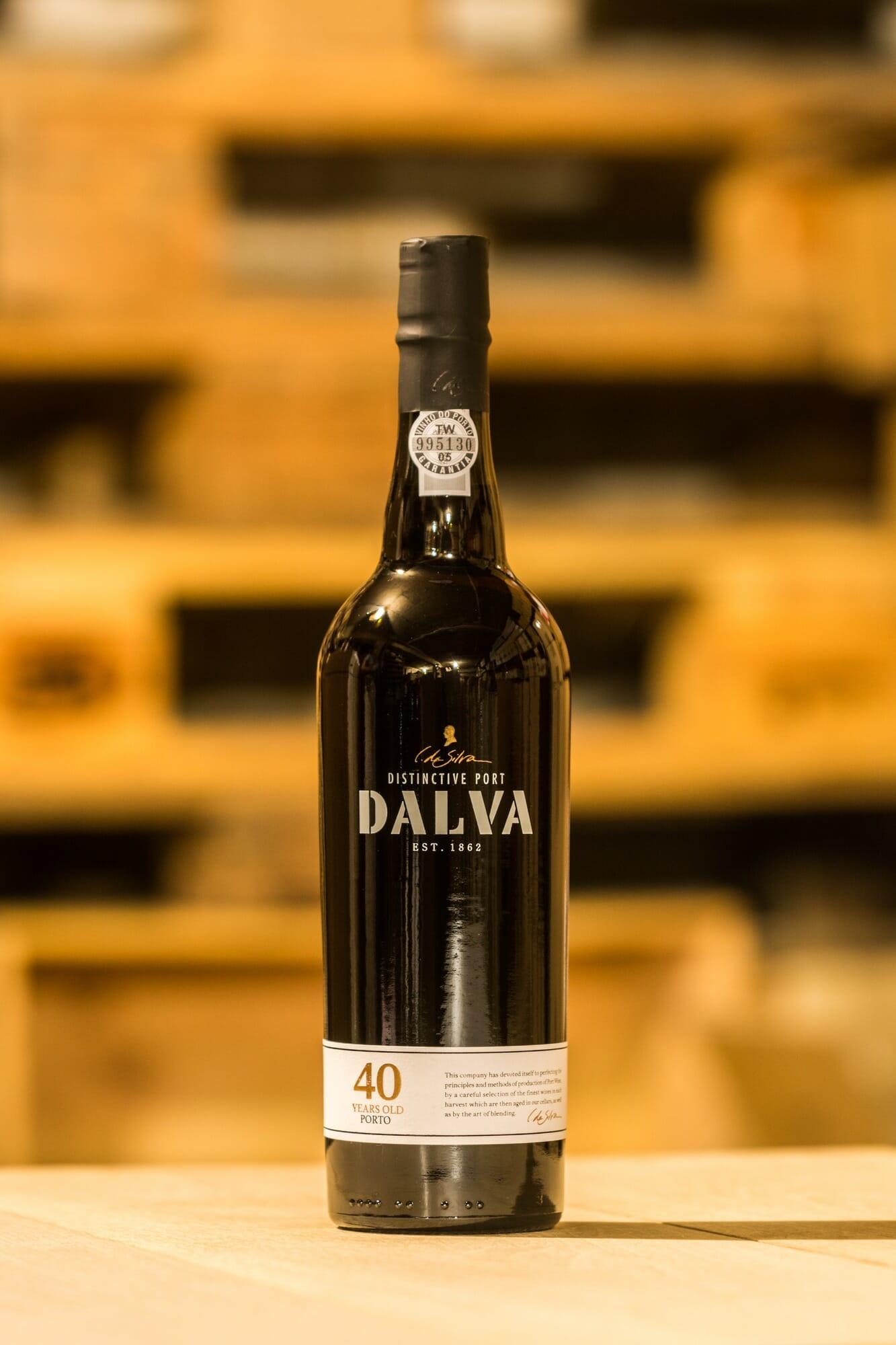 C. da Silva Dalva 40 Years Old Tawny Port