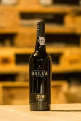C. da Silva Dalva Colheita Port 2000