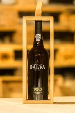 Dalva Colheita Port 1982