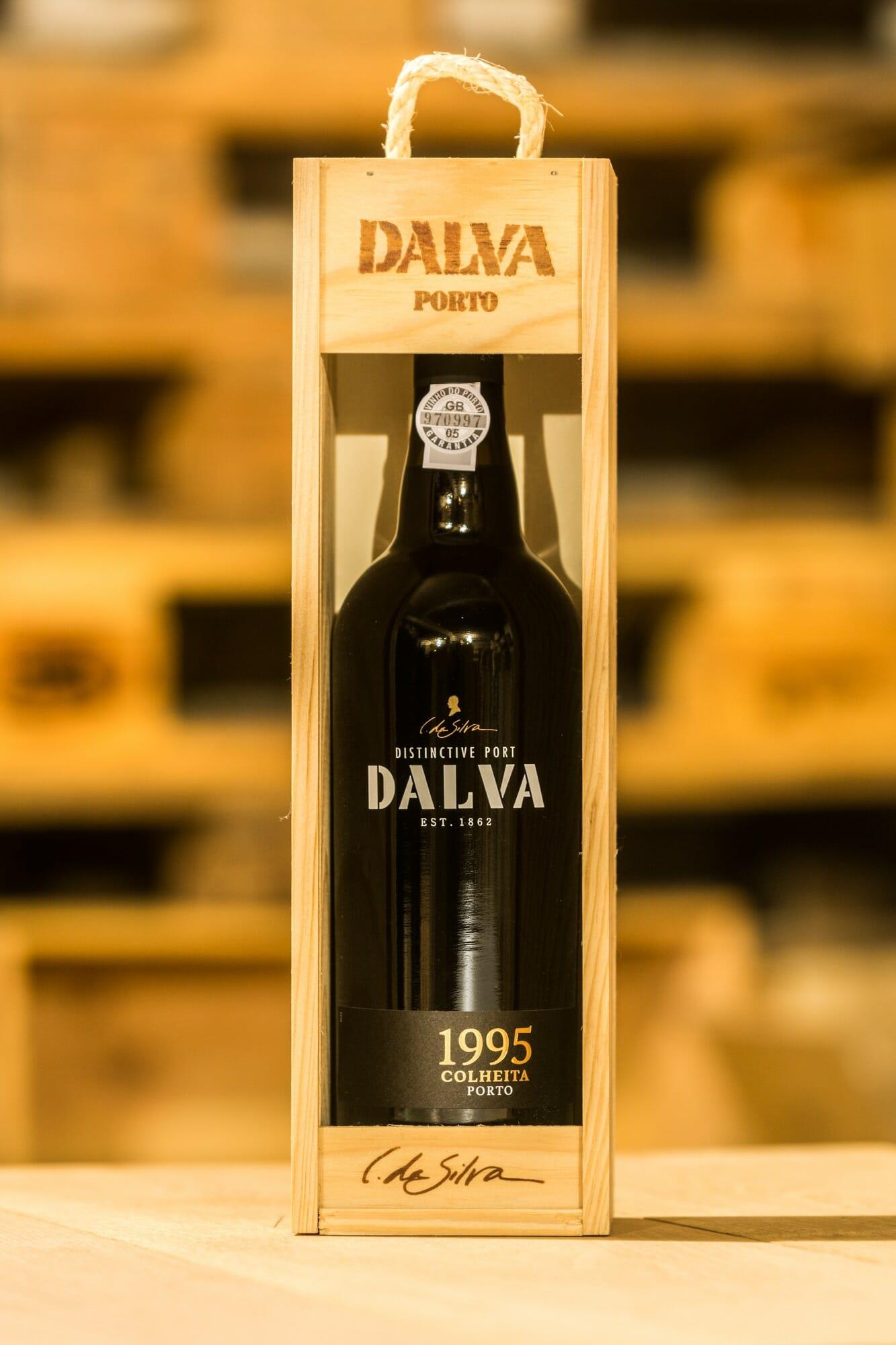 C. da Silva Dalva Colheita Port 1995