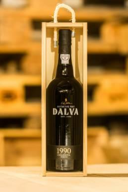 Dalva Colheita Port 1990