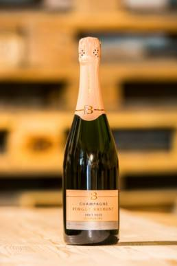 Champagne Forget-Brimont Brut Rosé, Premier Cru