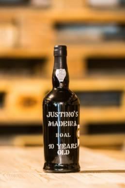 Justino's Madeira Malmsy 10 years old