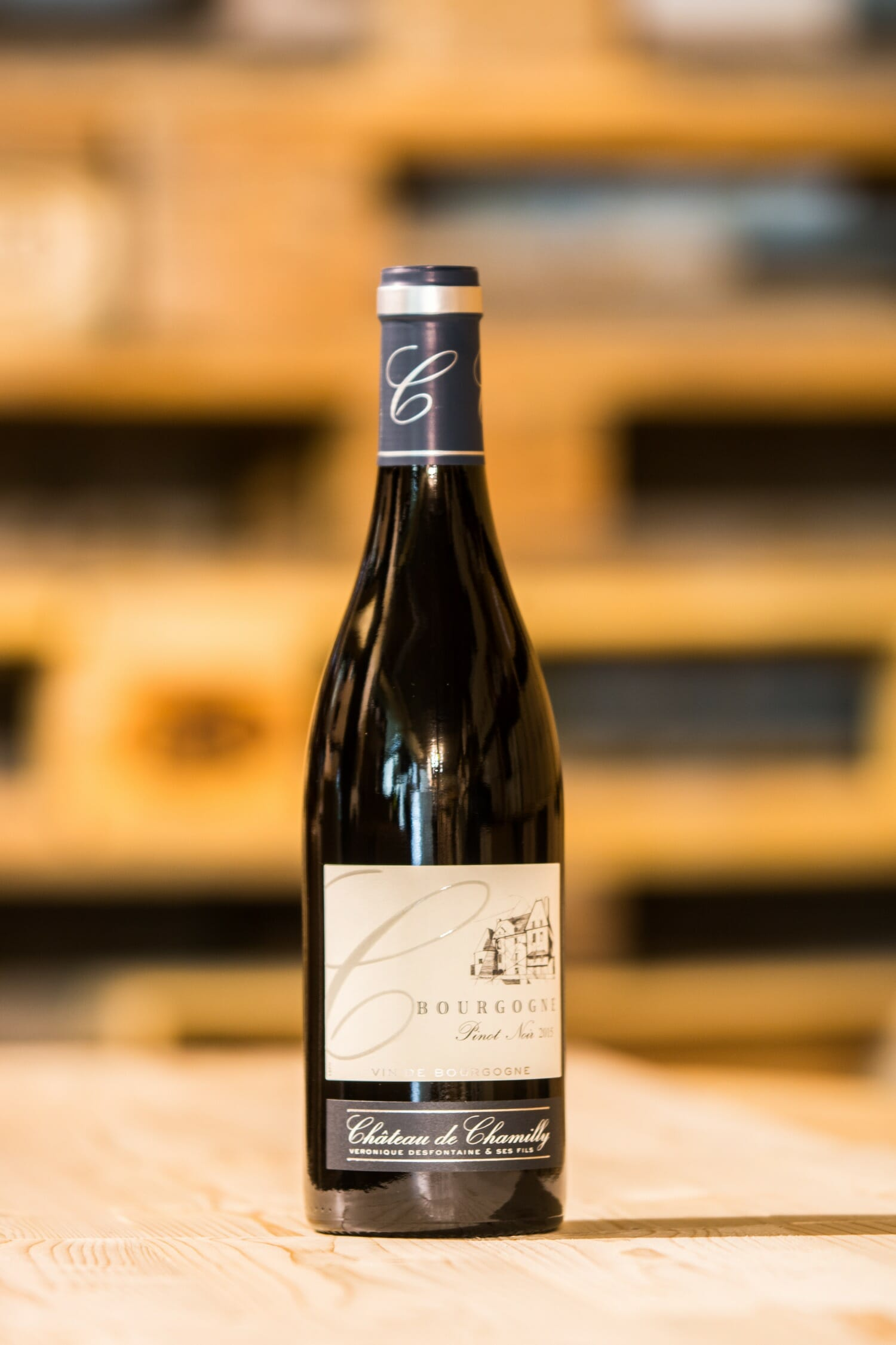 Chateau de Chamilly Bourgogne Pinot Noir